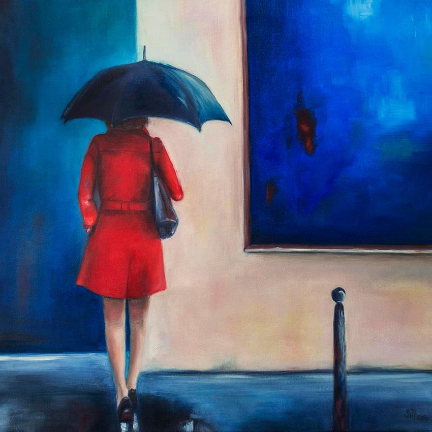 Sommer im Regen